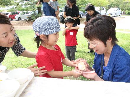 9月15日 アイスクリームソーシャル(敬老の日)